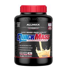ALLMAX QuickMass 6lbs - Vanilla AMXQMMGPVAN6LBS