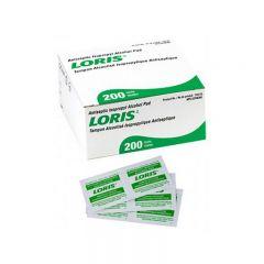 Loris - Antiseptic 70% Alcohol Pad 200s AN628
