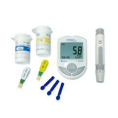 Andesfit 智能藍牙血糖 / 膽固醇檢測機套裝