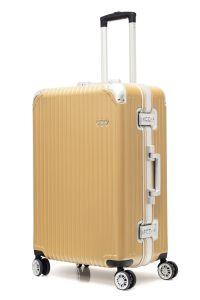 """Antler New Cologne Framed 25"""" Gold Hardcase Antler_008"""