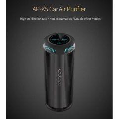 ADAWO 納米離子殺菌空氣淨化器 - 黑色 AP-K5 AP-K5