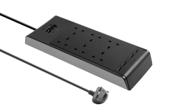 TARGUS APS11AP 6 位防雷 + 4 USB 拖板