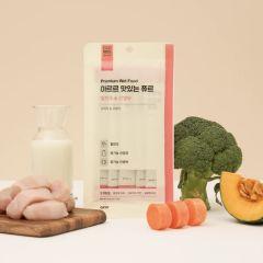 ARRR 美味肉泥條 (火雞&山羊奶) x 6 AR_Food_TGM