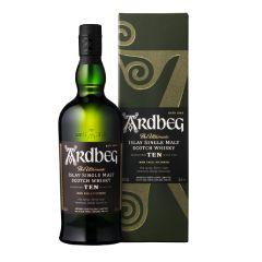 Ardbeg - 10 Years Old Single Malt Whisky (with gift box) 70cl ARDBEG_10