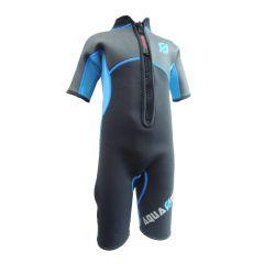 Aquasport 3.5mm 童裝保暖衣藍色