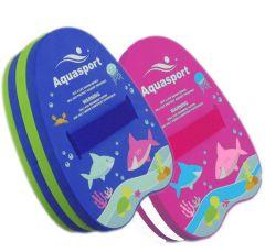Aquasport 游泳背浮板(2-6歲適用)