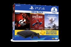 PlayStation®4 MEGA PACK 套裝