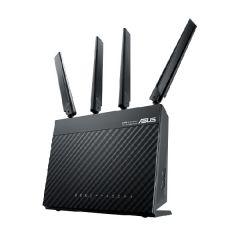 Asus 4G-AC68U AC1900 雙頻 LTE 無線數據路由器