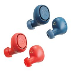 AUDIO TECHNICA - ATH-CK3TW Bluetooth 5.0 True Wireless Earphones (2 Colors) AUDIO_ATHCK3TW_M