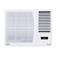 Whirlpool AWA07510R 3/4 HP Window Type Air-Conditioner 6th Sense / 7336 BTU/hour / Remote Control C04771