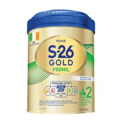 惠氏 - S-26 GOLD PROMIL 2號奶粉 (900克) B-WY0021