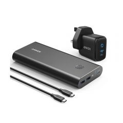 ANKER - POWERCORE+ 26800 PD 45W POWER BANK WITH 30W PD CHARGER | B1376 B137630W