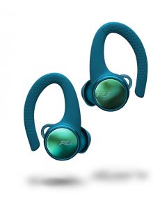 PLANTRONICS BACK BEAT FIT 3200 - 藍綠色