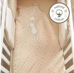 0/3 Baby - Heart Tea Party Sleeping Set (Sleeveless) G08-GSS002-TP-02