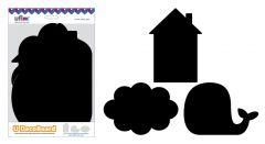 ufixx silicone 裝飾板貼 (黑板貼) BB1901