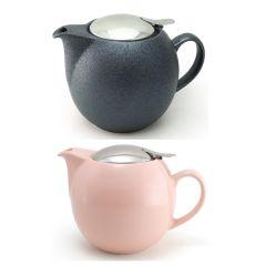 ZERO JAPAN - 陶瓷不銹鋼蓋茶壺(680cc)