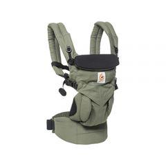 Ergobaby - Omni 360 Baby Carriers - Khaki Green BCS360GRN