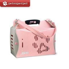 瘋狂爪子寵物用品 - 寵物環保摺疊箱-粉紅 (細碼) (36 × 22 × 35 (cm)) BDBOX002_P