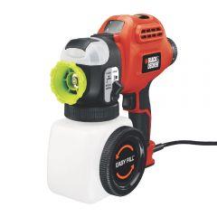 Black & Decker - Two Speed Heavy Duty Paint Sprayer BDPS600K