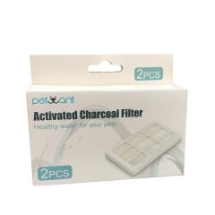 PetWant - Pet Water Fountain Activated Charcoal Filter (2PCS) BDPWF001