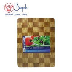 Buffalo - Rect. Color Bamboo cutting BOARD (BF03CB4028-2) BF03CB4028-2