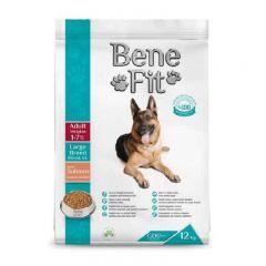 BeneFit. - 超值 土耳其 三文魚 大型成犬糧 (無基因改造成份) 12kg