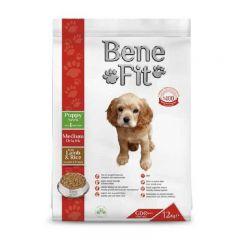 BeneFit. - 超值 土耳其 羊肉+米 中型幼犬糧 (無基因改造成份) 12kg