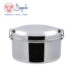 Buffalo - Stainless Steel Lunch Box 14CM (BFX001-14) BFX001-14