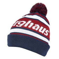 Berghaus 英國保暖帽 Berg Beanie Am Darkblue/Darkred