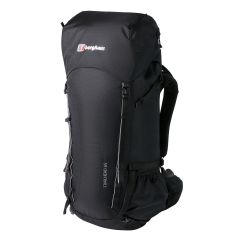 Berghaus 英國露營遠足背囊 Trailhead 65 Rucsac Am Black/Black