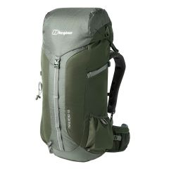 Berghaus 英國露營遠足背囊 Trailhead 2.0 50 Rucsac Am Darkgreen/Darkgreen