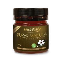 BHMH0120-250 Herb Valley HV Super Manuka Honey MGO 120 250GM