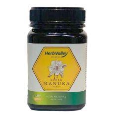 BHMH0120-500 Herb Valley HV Super Manuka Honey MGO 120 500GM