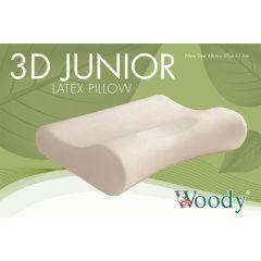 Woody - 馬來西亞 100% 全天然乳膠小童枕 BIGJP48