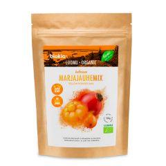 BIOKIA -  Organic Powdermix of Yellow Berries 150g BIYPM-150