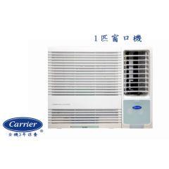 開利 - 1匹窗口式冷氣機 CHK09LNE BL_CHK09LNE