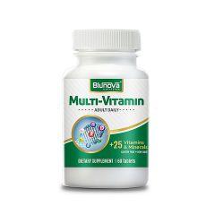 BluNova Multi-Vitamin BLNMVITGSPUNF60TABS