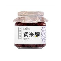 Brewing Man - Fermented Organic Black Glutinous Rice BM-EP8BM03