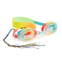 Bling2O - Swim Goggles - Bling Marley - Calypso Coral Blue BMA20215