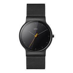 Braun Classic Slim Watch Black BN0211BKMHG BN0211BKMHG
