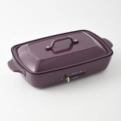 Bruno - Compact Hot Plate Grande Size (Shell Pink) BOE026-SHPK BOE026-SHPK