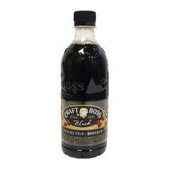 新得利 - 波士 黑咖啡 500毫升 (1支 / 6支 / 24支) (平行進口貨品) BOSS_BLACK_ALL