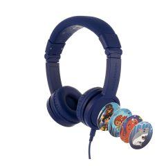 Buddyphones - Explore+ 探索款 頭帶式兒童耳機 (有咪)(6 款顏色) BP-EXPLOREP-M
