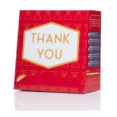 OFresh - 牙籤刷100支禮盒裝 - 「Thank You」 BP5-100TNY