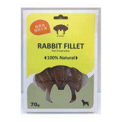 Biopet - 風乾兔肉片乾 70g BTD-104
