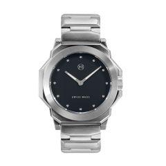NOVE Rocketeer Swiss Made Quartz Watch Black Dial for Men and Women C001-07 C001-07