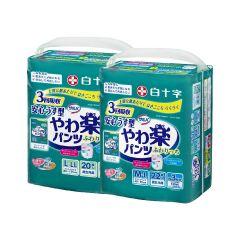 [原箱優惠] 日本喜舒樂成人紙尿褲 (輕巧型)  x3包 C01010221packC