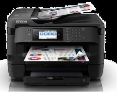 Epson WorkForce WF-7721 A4/A3全自動雙面打印機