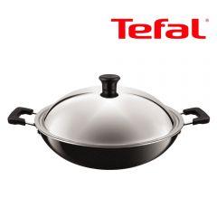 Tefal - 36厘米易潔中式鑊 C52896 C52896