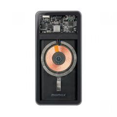 Momax Q.Mag Power+ 透明磁吸無線充流動電源 10000mAh
